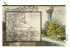 Sunsphere Mapped Carry-all Pouch