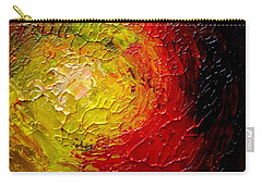 Sunspots Carry-all Pouch by Fred Wilson