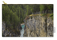 Sunwapta Falls Canyon Carry-all Pouch