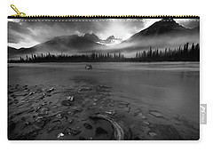Sunwapta River, Jasper Carry-all Pouch