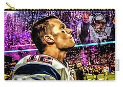 Super Bowl 52 - Tom Brady Carry-all Pouch