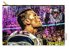 Super Bowl 53 - Tom Brady Carry-all Pouch