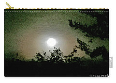 Super Moon Aura Carry-all Pouch