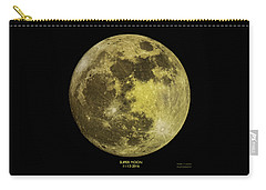 Super Moon Carry-all Pouch