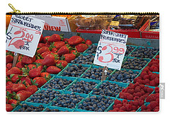 Super Sweet Blueberries Carry-all Pouch