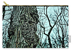 Super Tree Carry-all Pouch by Sandy Moulder