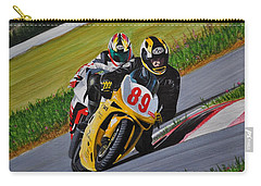 Superbikes Carry-all Pouch