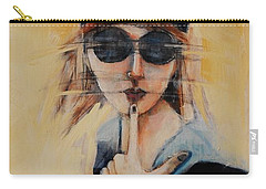 Superficially Evocative Carry-all Pouch by Jean Cormier