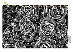 Supermarket Roses Carry-all Pouch