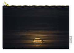 Supermoon Dec3 2017 Carry-all Pouch