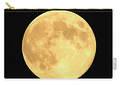 Supermoon Full Moon Carry-all Pouch