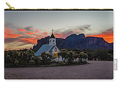 Superstition Sunrise II Carry-all Pouch
