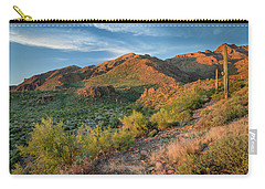 Superstitions At Dusk Carry-all Pouch