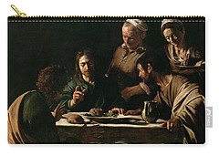 Supper At Emmaus Carry-all Pouch