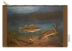 Supper Time Carry-all Pouch by Sheri Keith