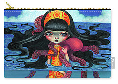 Supple And Beautiful Things Carry-all Pouch