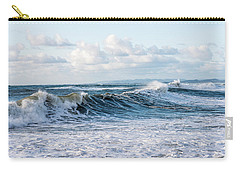 Surf And Sky Carry-all Pouch