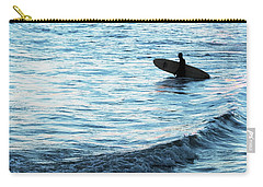 Surf Carry-all Pouch by Elsa Marie Santoro