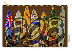Surfin' 808 Carry-all Pouch