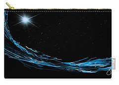 Surfing The Stars Carry-all Pouch