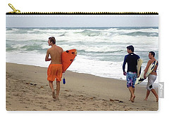 Surfs Up Boys Carry-all Pouch