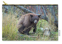 Surprised Bear Carry-all Pouch