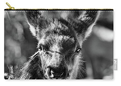 Surprise, Black And White Carry-all Pouch
