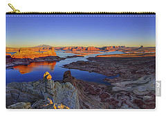 Surreal Alstrom Carry-all Pouch by Chad Dutson