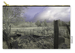 Surreal Cloud And Pasture Carry-all Pouch