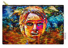 Surreal Dream - Chuck Staley Carry-all Pouch by Chuck Staley