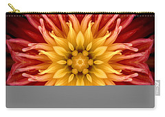 Surreal Flower No.1 Carry-all Pouch