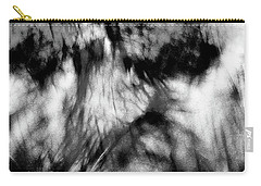 Surreal Rooster Feathers Carry-all Pouch