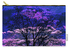 Surreal Tree Silhouette Carry-all Pouch