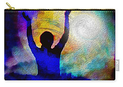 Surrender To Light Carry-all Pouch