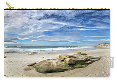 Carry-all Pouch featuring the photograph Surrounded By Beauty by Peter Tellone