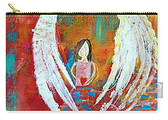Surrounded By Love Carry-all Pouch