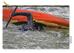 Survival In Cold Waters Carry-all Pouch