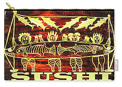 Sushi - Irasshaimase Carry-all Pouch