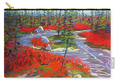 Susie Lake Barrens Carry-all Pouch
