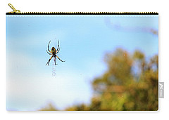 Suspended Spider Carry-all Pouch
