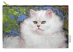 Suspicious Princess Carry-all Pouch