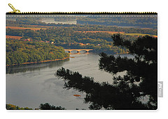 Susquehanna River Below Carry-all Pouch