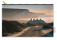 Sussex Coast Guard Cottages Carry-all Pouch