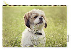 Sute Small Dog Carry-all Pouch