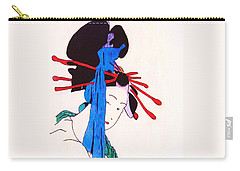 Sutekina Geisha Ni Carry-all Pouch by Roberto Prusso