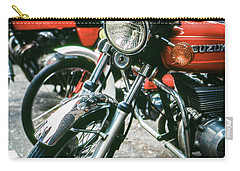 Carry-all Pouch featuring the photograph Suzuki by Samuel M Purvis III