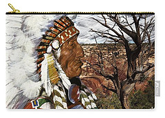 Sw Indian Carry-all Pouch by Liane Wright
