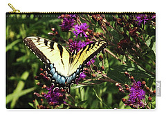 Swallowtail On Butterfly Weed Carry-all Pouch