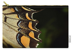 Swallowtail Butterfly Wing Carry-all Pouch