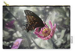 Swallowtail In A Fairytale Carry-all Pouch